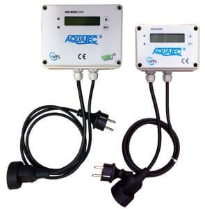 Mikroprocesszoros irányítóegység (AQC Basic)